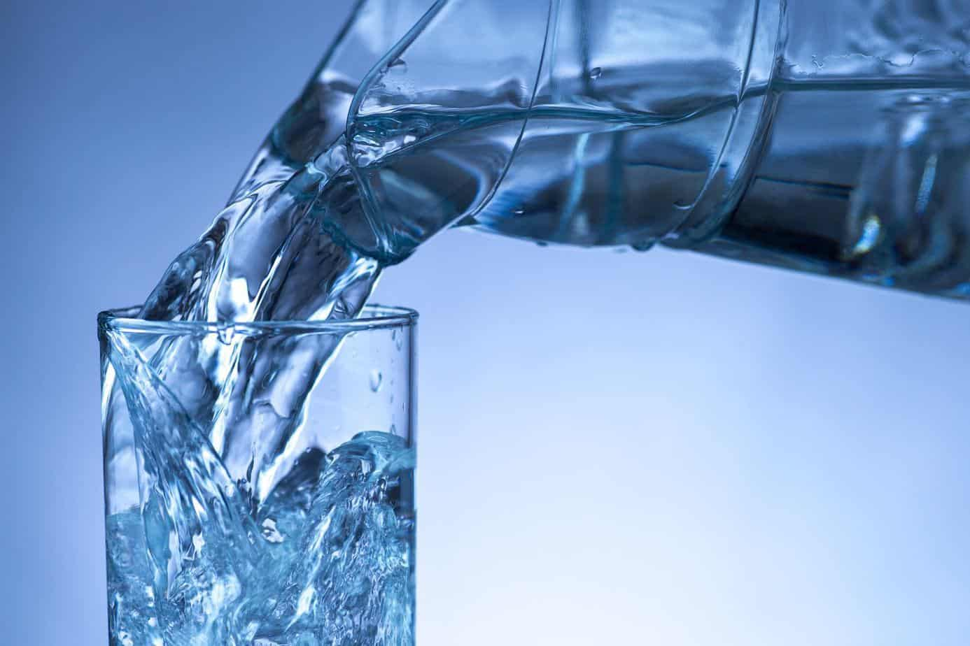 The better to clean drinking water 54