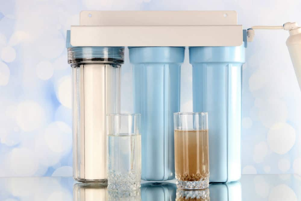 How to Filter Chemicals from Water