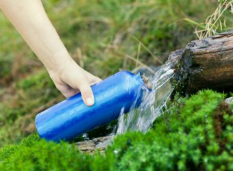 Best Filtered Water Bottle for Travel and Outdoor