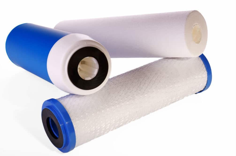 How to Clean a Water Filter Cartridge Casing