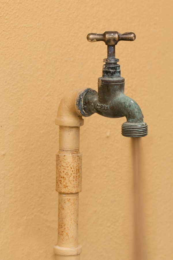 faucet that dispense sand